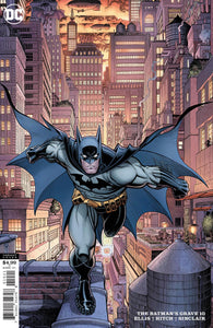 BATMAN'S GRAVE #10 (OF 12) CARD STOCK (09/15/2020)