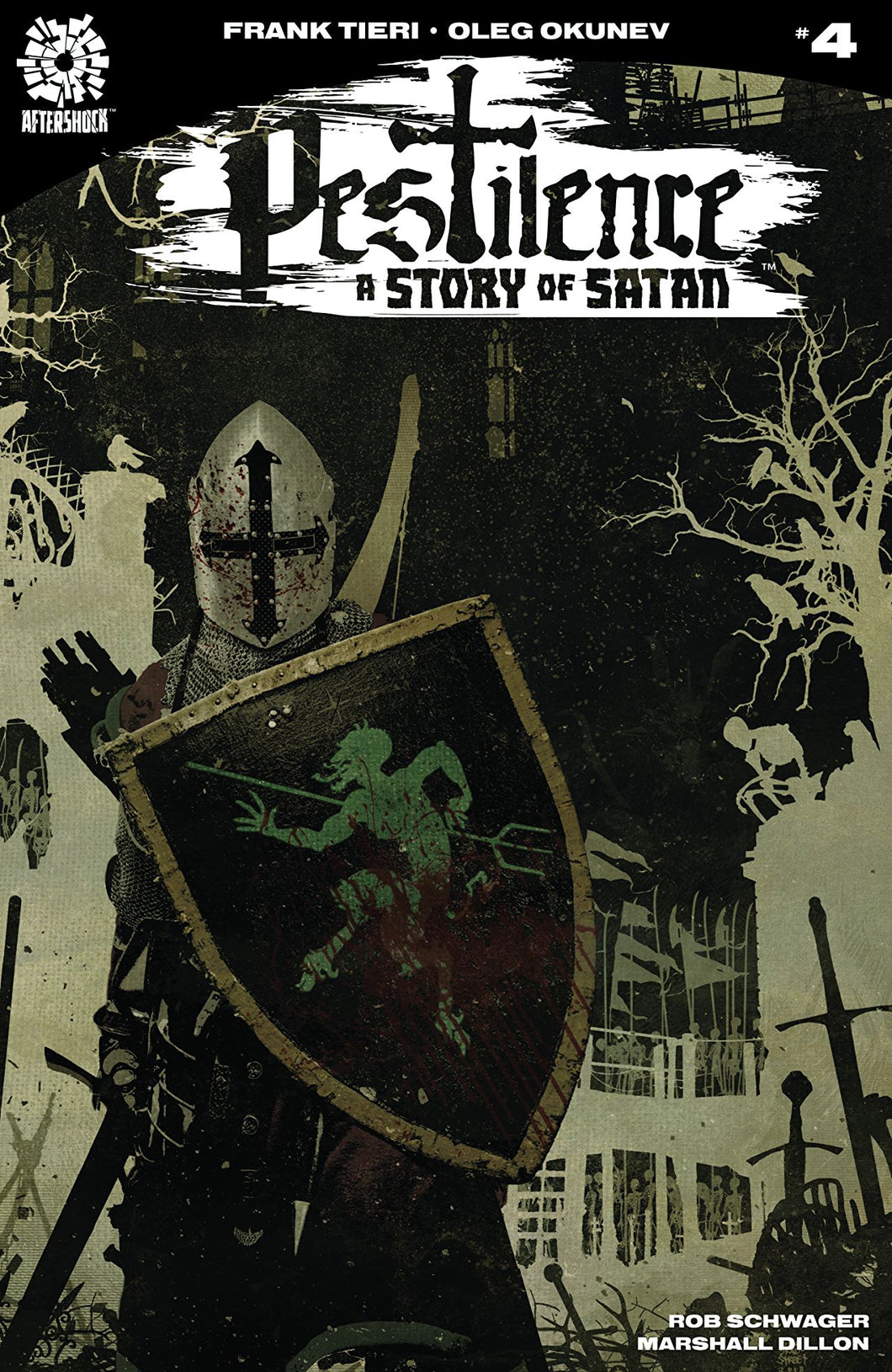 PESTILENCE STORY OF SATAN #4 (MR) (09/05/2018)