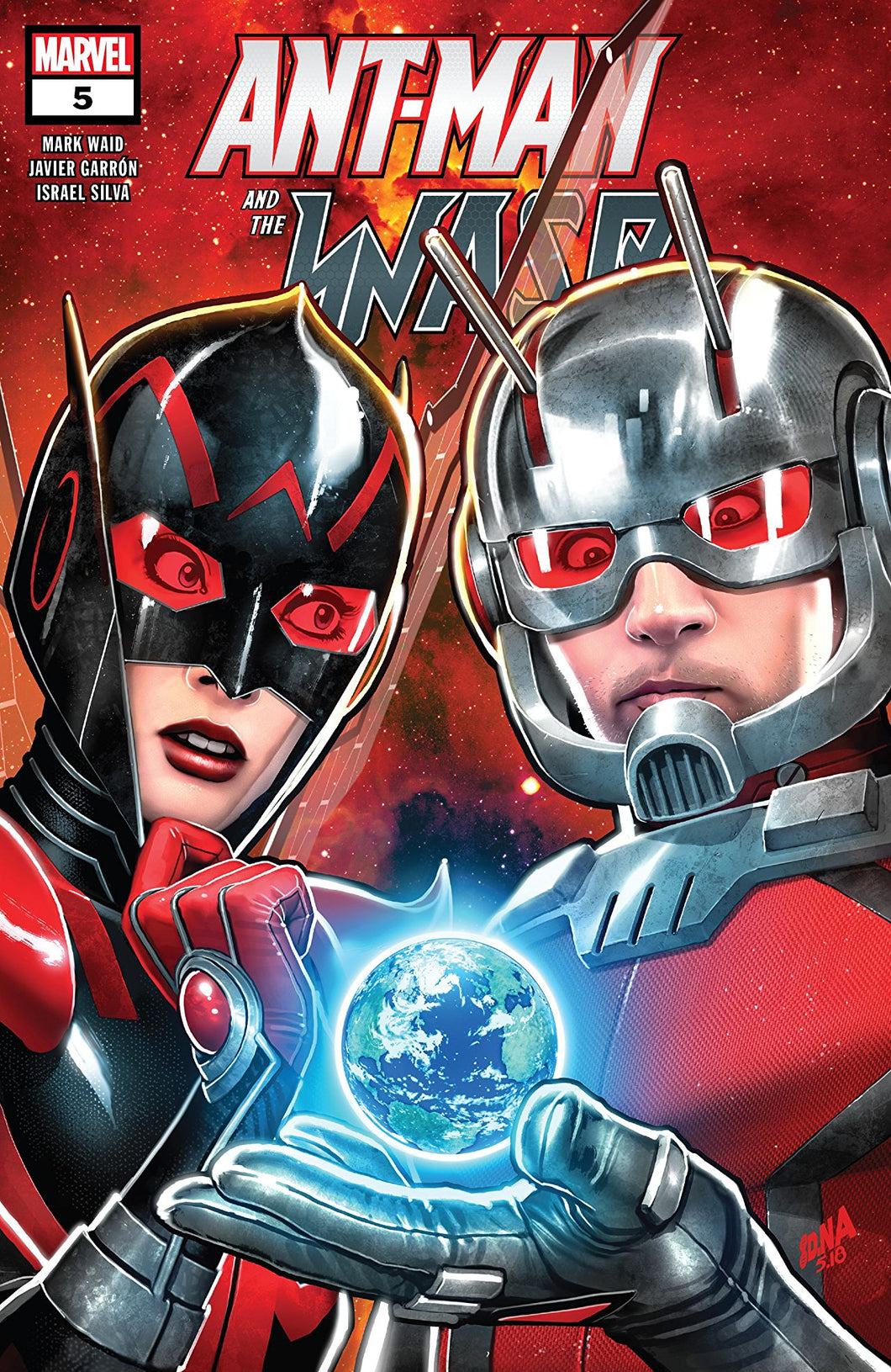 ANT-MAN AND THE WASP #5 (OF 5) (09/05/2018)