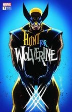 HUNT FOR WOLVERINE #1 J SCOTT CAMPBELL EXCLUSIVE COVER A