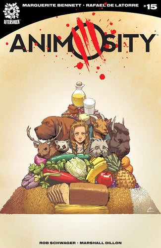 ANIMOSITY #15 (MR) (08/01/2018)
