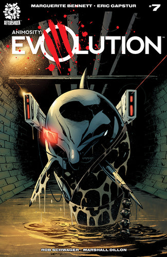 ANIMOSITY EVOLUTION #7 (MR) (08/08/2018)