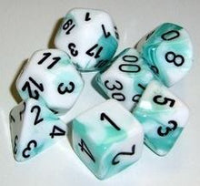 Chessex: Gemini 7-Die Set