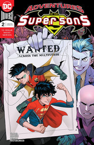 ADVENTURES OF THE SUPER SONS #2 (OF 12) (09/05/2018)