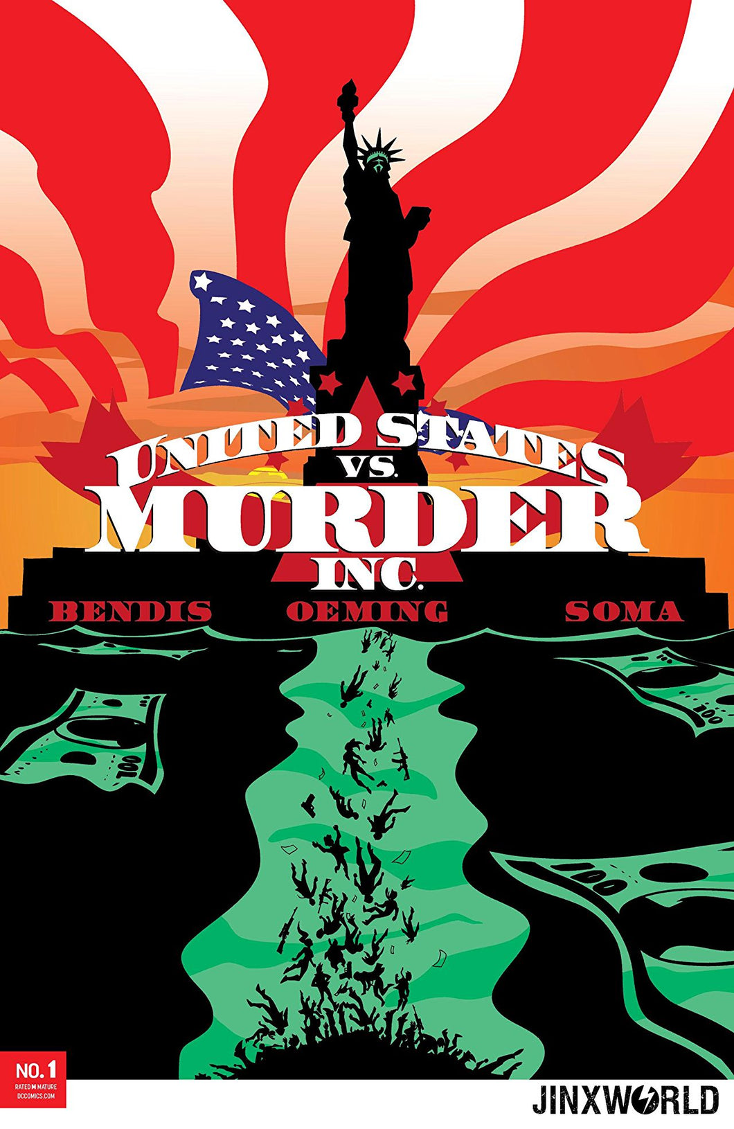 UNITED STATES VS MURDER INC #1 (OF 6) (MR) (09/05/2018)