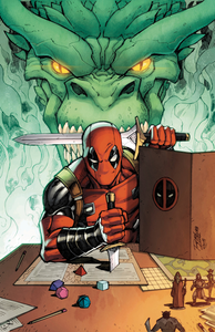 YOU ARE DEADPOOL #1 (OF 5) LIM VAR
