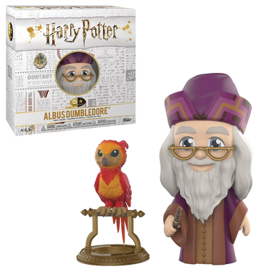 FUNKO 5 STAR HARRY POTTER DUMBLEDORE VINYL FIGURE