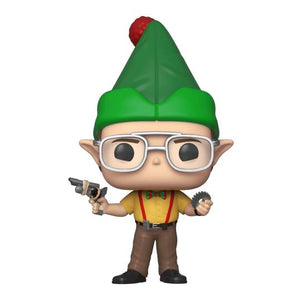 Funko POP! Television: The Office - Dwight Schrute as Elf