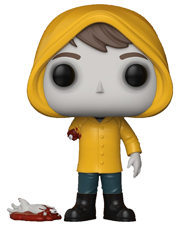 POP IT S2 GEORGIE DENBROUGH BLOODY ARM [CHASE]
