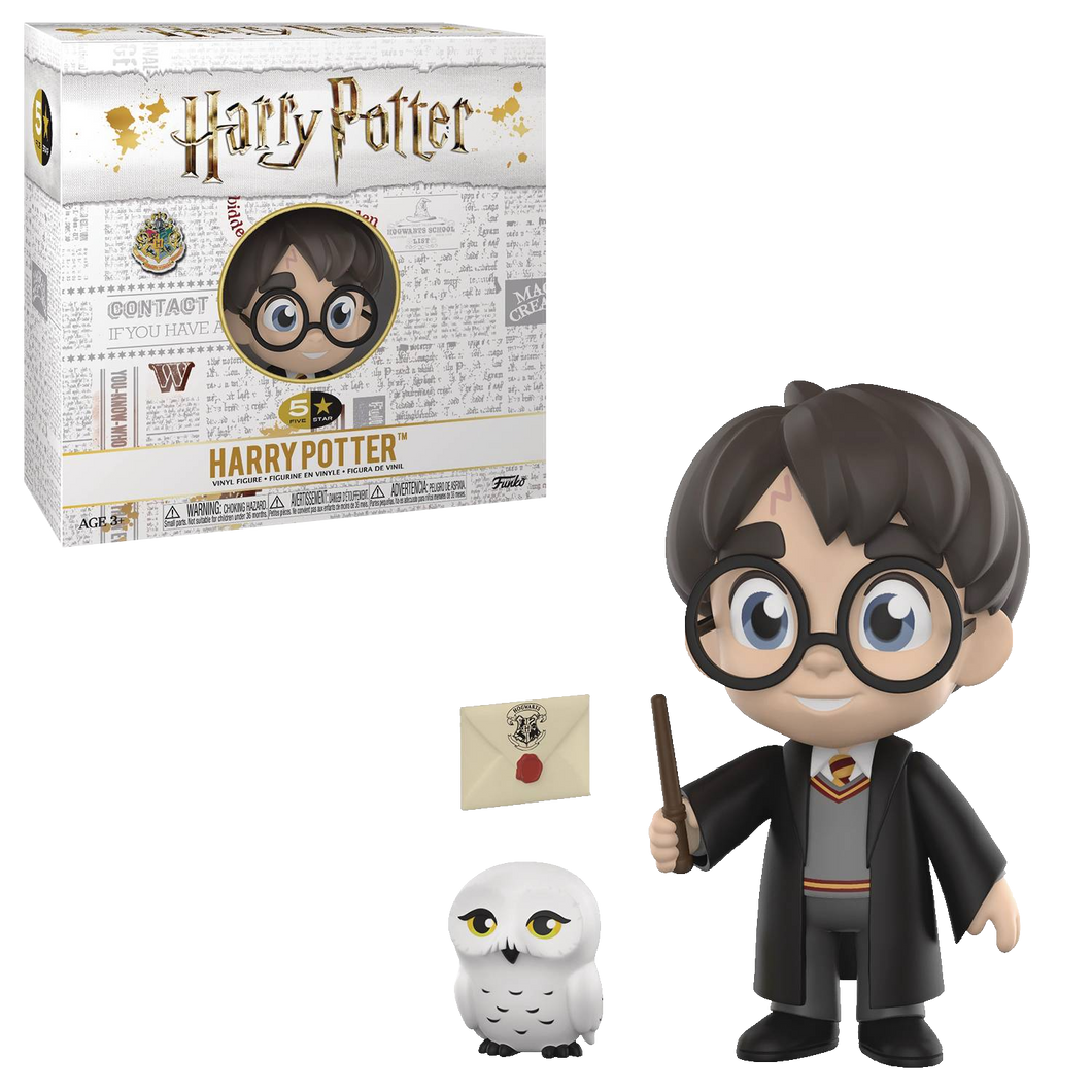 FUNKO 5 STAR HARRY POTTER HARRY VINYL FIGURE (TBD)