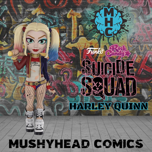 ROCK CANDY DC SUICIDE SQUAD HARLEY QUINN FIG (07/25/2018)