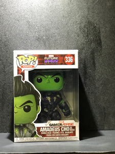 POP MARVEL FUTURE FIGHT AMADEUS CHO VINYL FIG