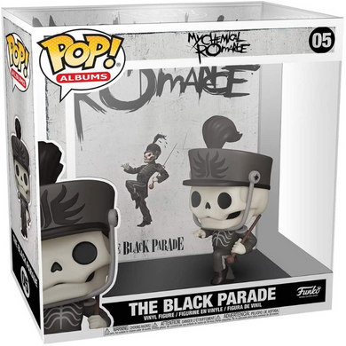 Funko POP! Albums: My Chemical Romance - The Black Parade