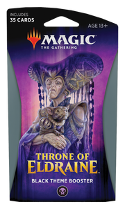 Magic: The Gathering - Throne of Eldraine Theme Booster