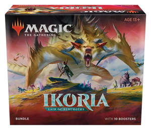 Magic: The Gathering - Ikoria: Lair of Behemoths Bundle