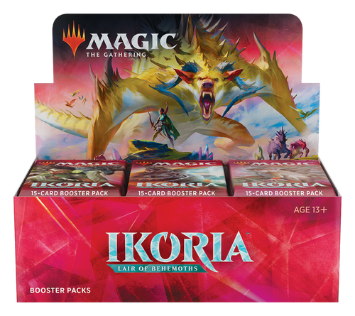 Magic: The Gathering - Ikoria: Land of Behemoths Booster Box