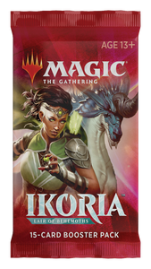 Magic: The Gathering - Ikoria: Land of Behemoths Booster Pack