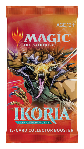 Magic: The Gathering - Ikoria: Lair of Behemoths Collector Booster Pack