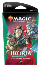Magic: The Gathering - Ikoria: Lair of Behemoths Theme Booster