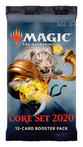 Magic: The Gathering - Core Set 2020 Booster Pack