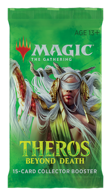 Magic: The Gathering - Theros Beyond Death Collector Booster Pack