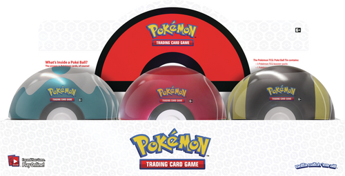 Pokemon: Spring 2020 Poke Ball Tin