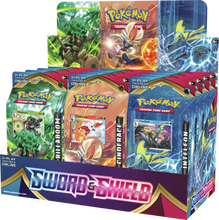 Pokemon: SS1 Sword & Shield Theme Decks