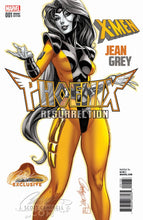 Phoenix Resurrection: The Return of Jean Grey #1 J. Scott Campbell Exclusives