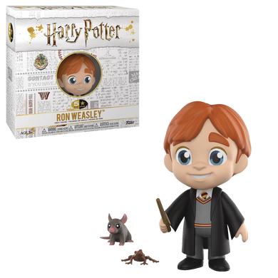 FUNKO 5 STAR HARRY POTTER RON VINYL FIGURE  (TBD)