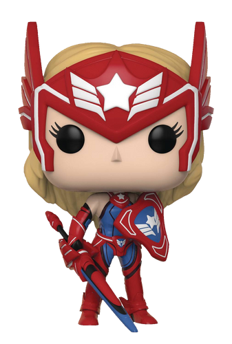 POP MARVEL FUTURE FIGHT SHARON ROGERS VINYL FIG (C: 1-1-2)