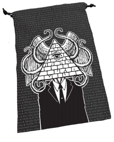 Dice Bag - Illuminati