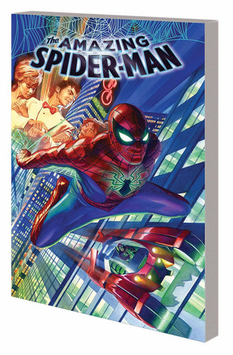 AMAZING SPIDER-MAN WORLDWIDE TP VOL 01