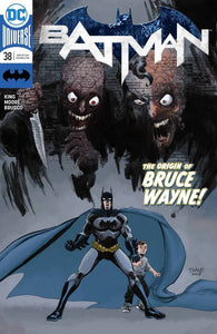 Batman #38 Tim Sale Cover A