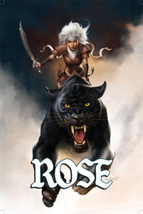 Rose #8 Cover B Loopydave