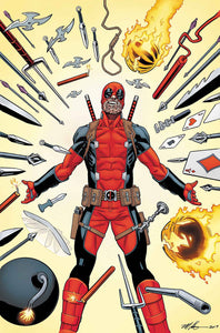DESPICABLE DEADPOOL #299 LEG