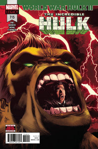 INCREDIBLE HULK #715 LEG
