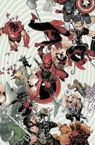 SPIDER-MAN DEADPOOL #31 LEG