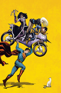 BATGIRL AND THE BIRDS OF PREY #21 VAR ED