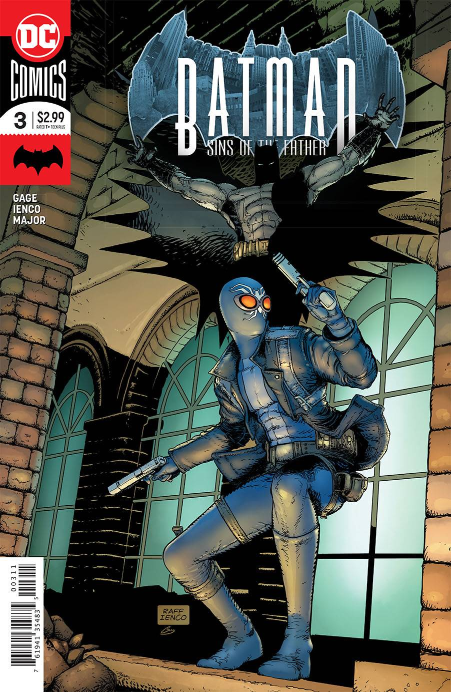 BATMAN SINS OF THE FATHER #3 (OF 6) (04/18/2018)