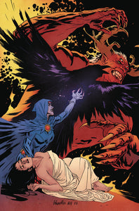 RAVEN DAUGHTER OF DARKNESS #4 (OF 12)