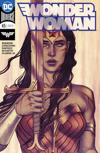 WONDER WOMAN #45 VAR ED