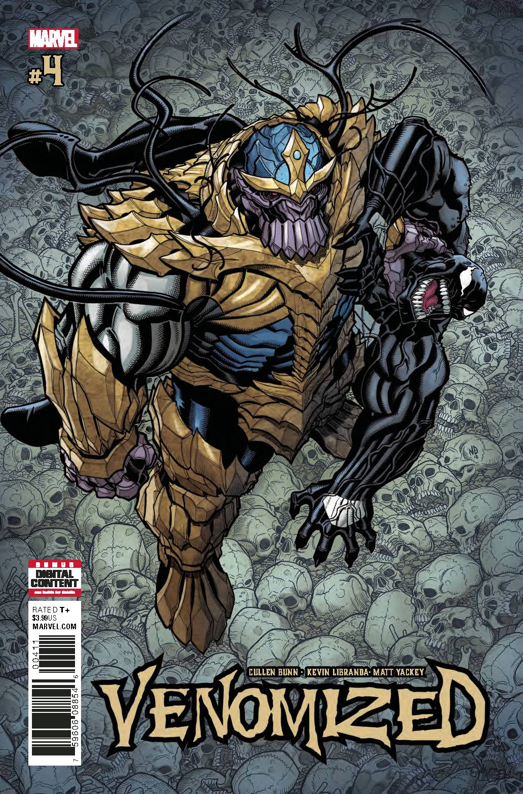 VENOMIZED #4 (OF 5)