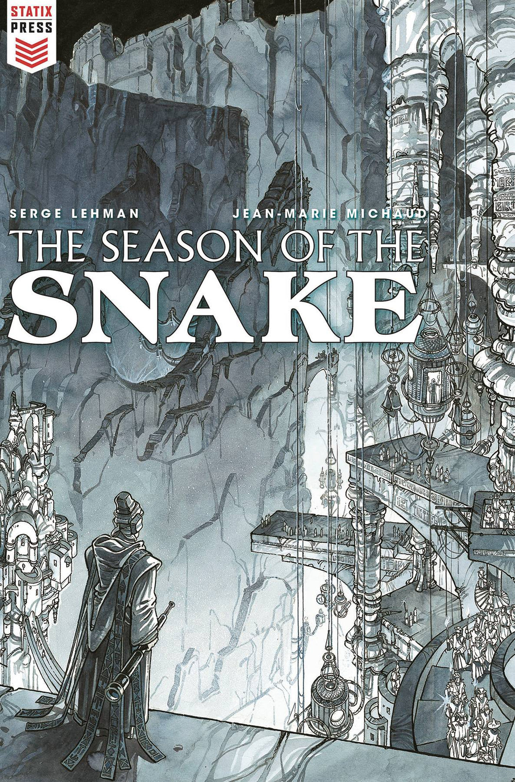 SEASON OF THE SNAKE #2