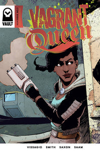 VAGRANT QUEEN #1 CVR B SMITH