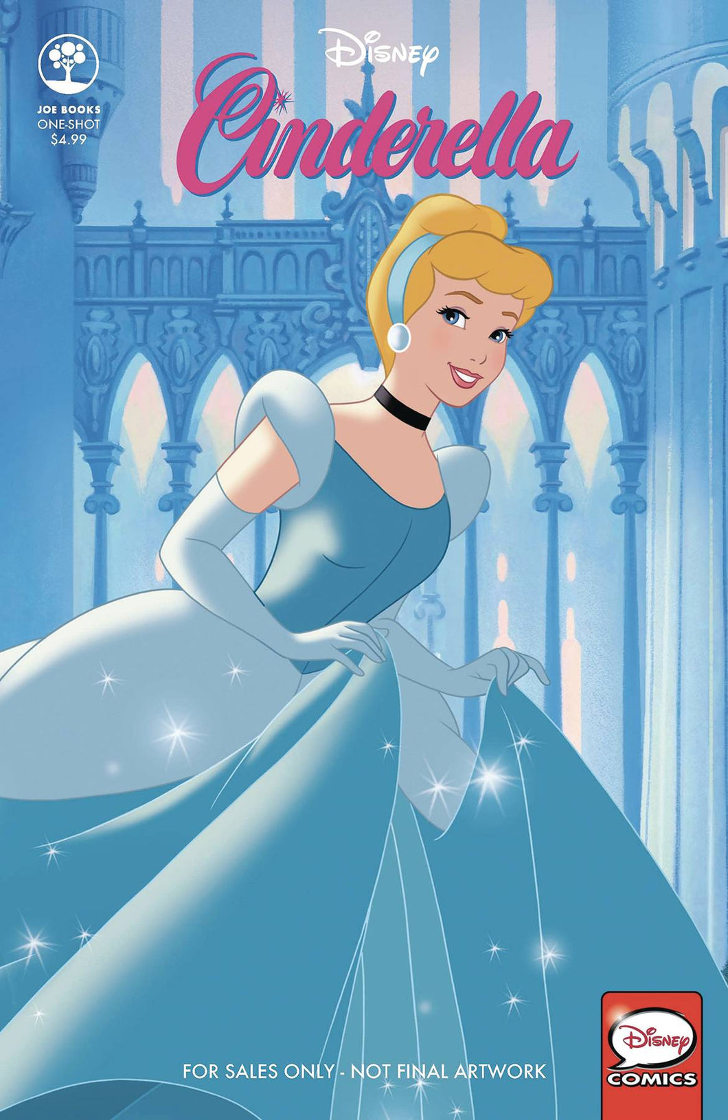 DISNEY CINDERELLA ONE SHOT