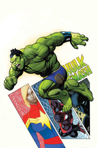 INCREDIBLE HULK #717 LEG
