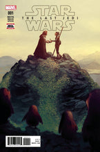 STAR WARS LAST JEDI ADAPTATION #1 (OF 6)
