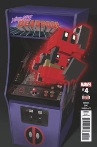 YOU ARE DEADPOOL #4 (OF 5)