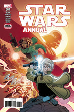 STAR WARS ANNUAL #4