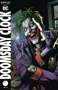DOOMSDAY CLOCK #5 (OF 12) VAR ED